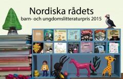 Nominerede til Nordisk Råds børne- og ungdomslitteraturprisen 2015