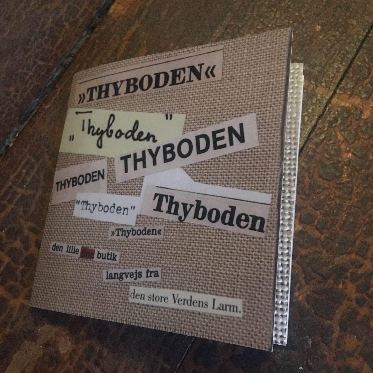 Tråd, saks, papir – Thyboden gendigtet
